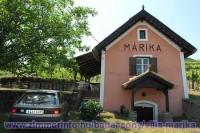 Nádfedeles vincellérház Badacsony-hegyen, Balatonpanoráma, nyugodt, festöi környezet szölöshegyen, max. 6 vendég részére.